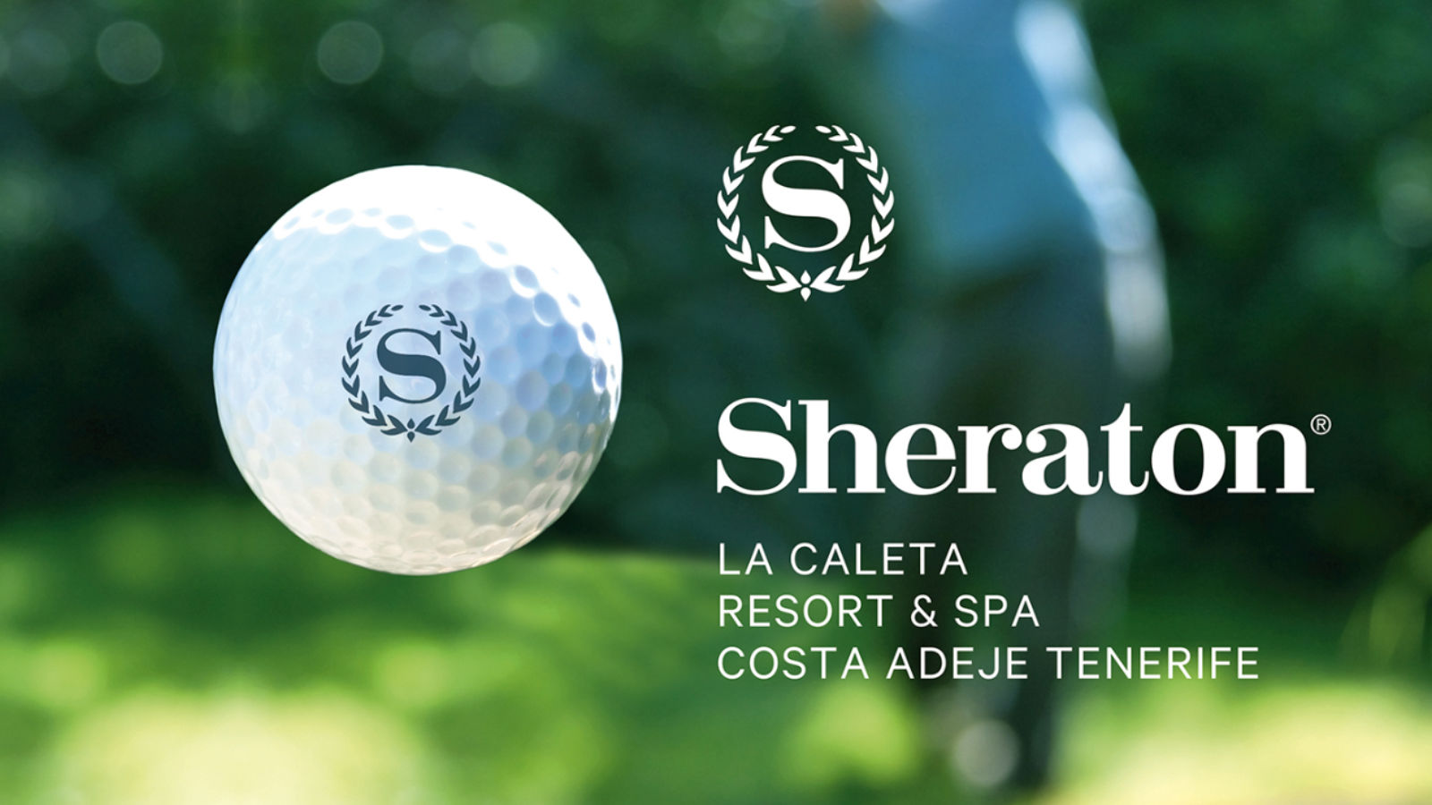 VI GRAND GOLF TOURNAMENT COSTA ADEJE. SHERATON LA CALETA RESORT & SPA.