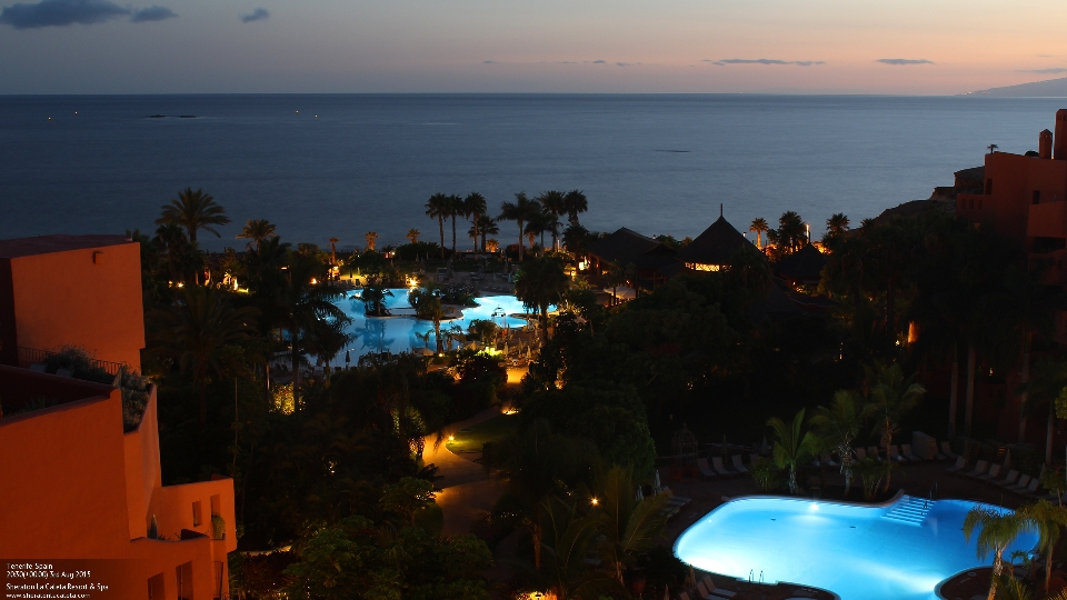 A favorite view from Sheraton La Caleta Resort & Spa